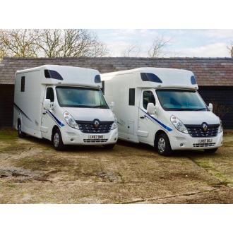 British Horsebox Hire | Transport