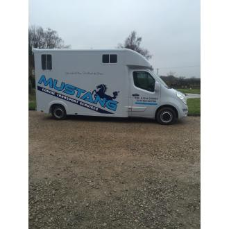 Mustang Equine Transport Ltd
