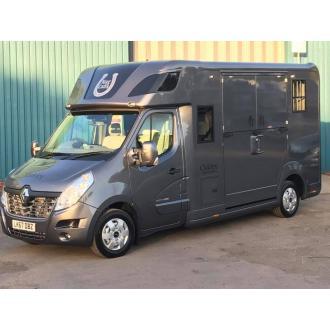 Nagcabs International Horse Transport